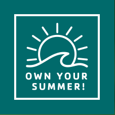 Own Your Summer Logo