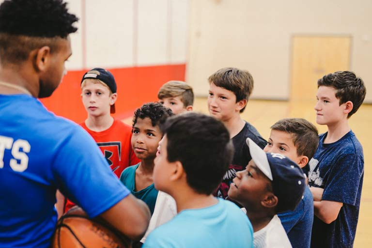 YMCA Youth Sports Camps
