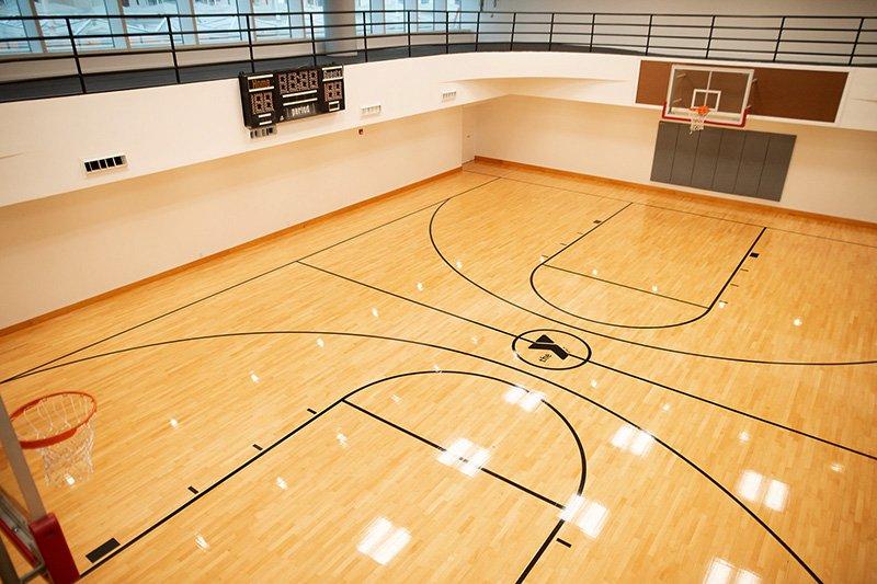 Nearest Ymca With Basketball Court