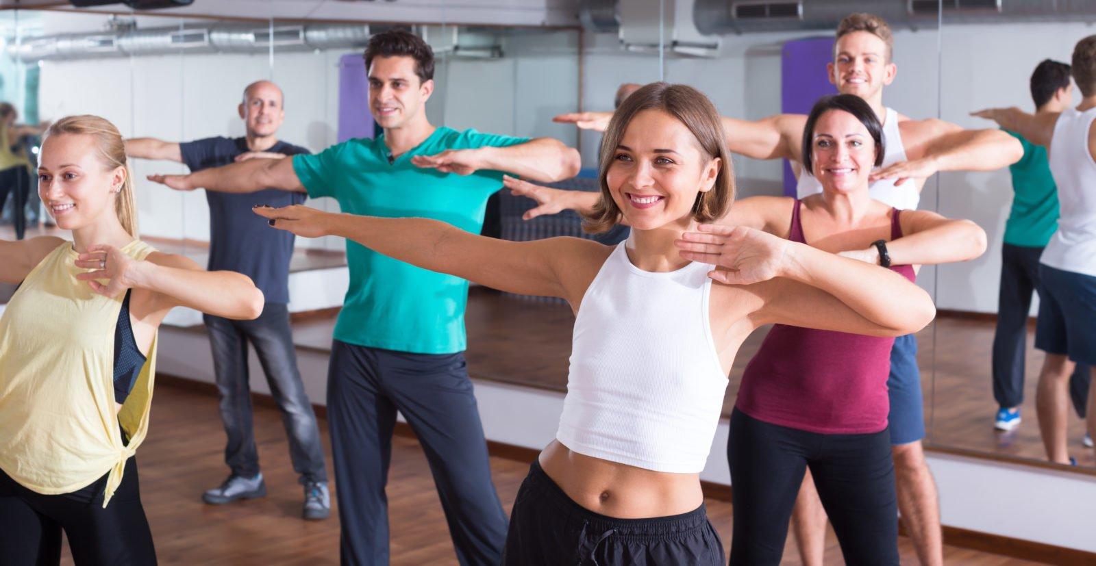 Fitness Goals, Meet Fitness Classes
