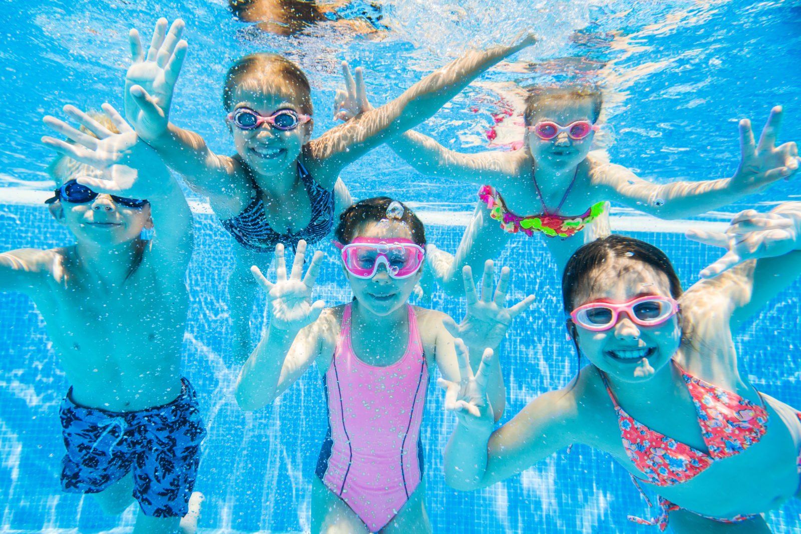 Summer Camp At The YMCA