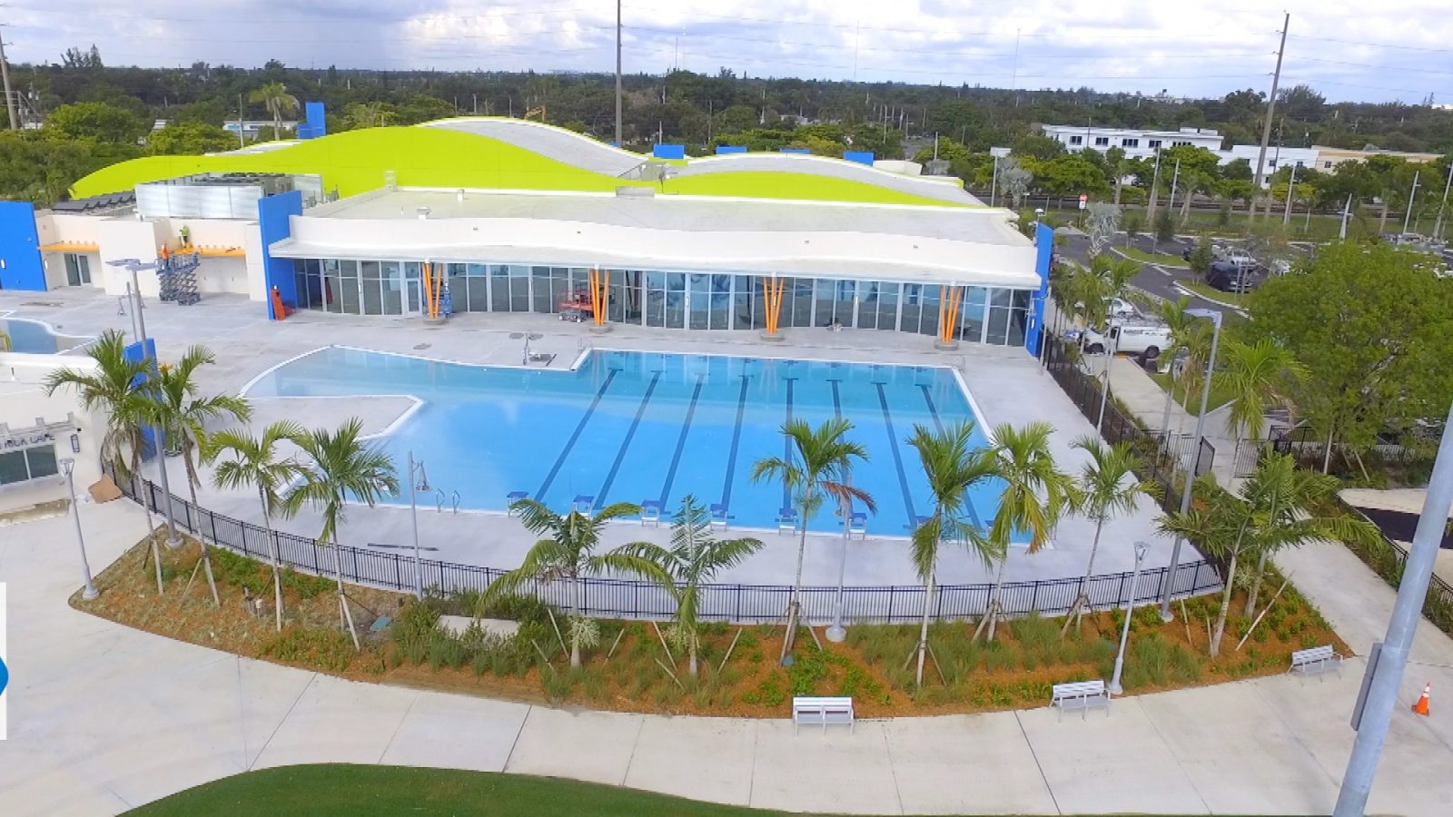 HALLANDALE BEACH YMCA NOW OPEN