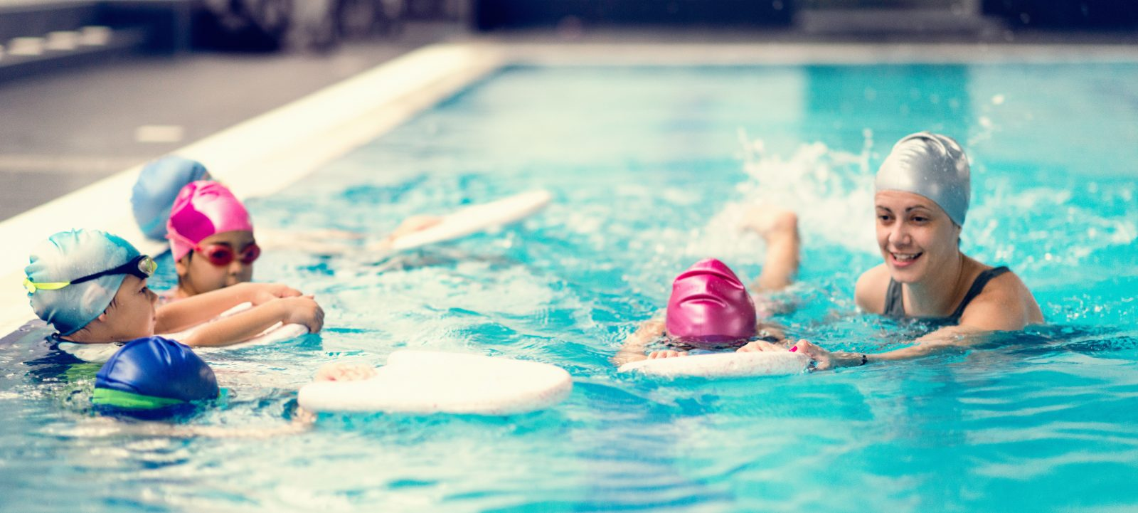 Swimming Lessons And Summer Fun