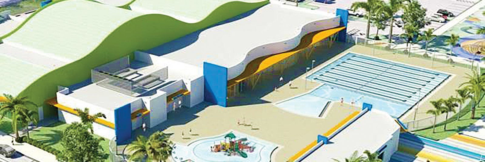 NEW HALLANDALE BEACH YMCA TO OPEN IN BLUESTEN PARK