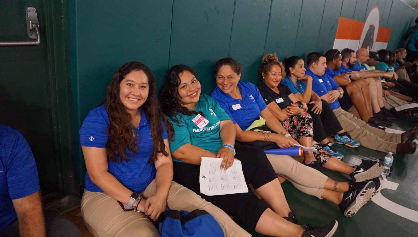 SUMMER CAMP STAFF GET TRAINED & READY