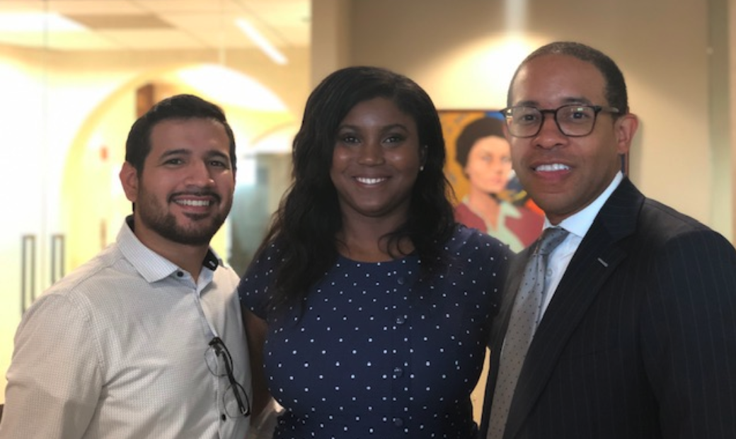 YMCA YOUNG PROFESSIONALS HOST NETWORKING EVENT FOR YMCA BOARD