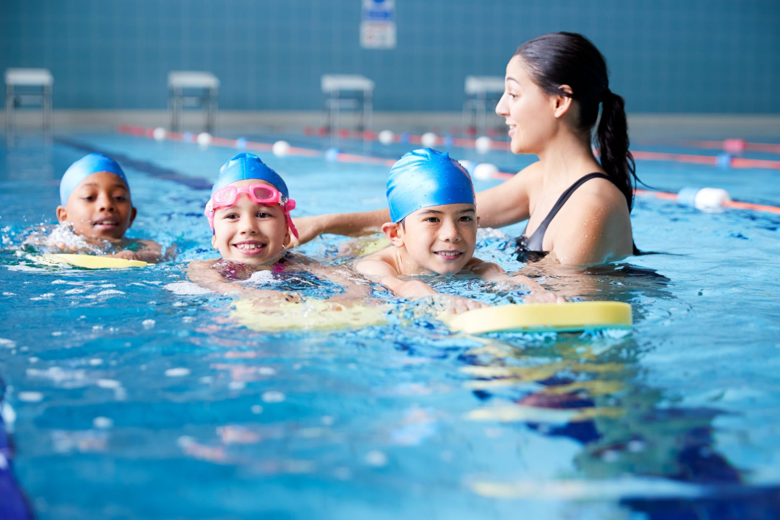 What To Look For In Your Child's Swim School