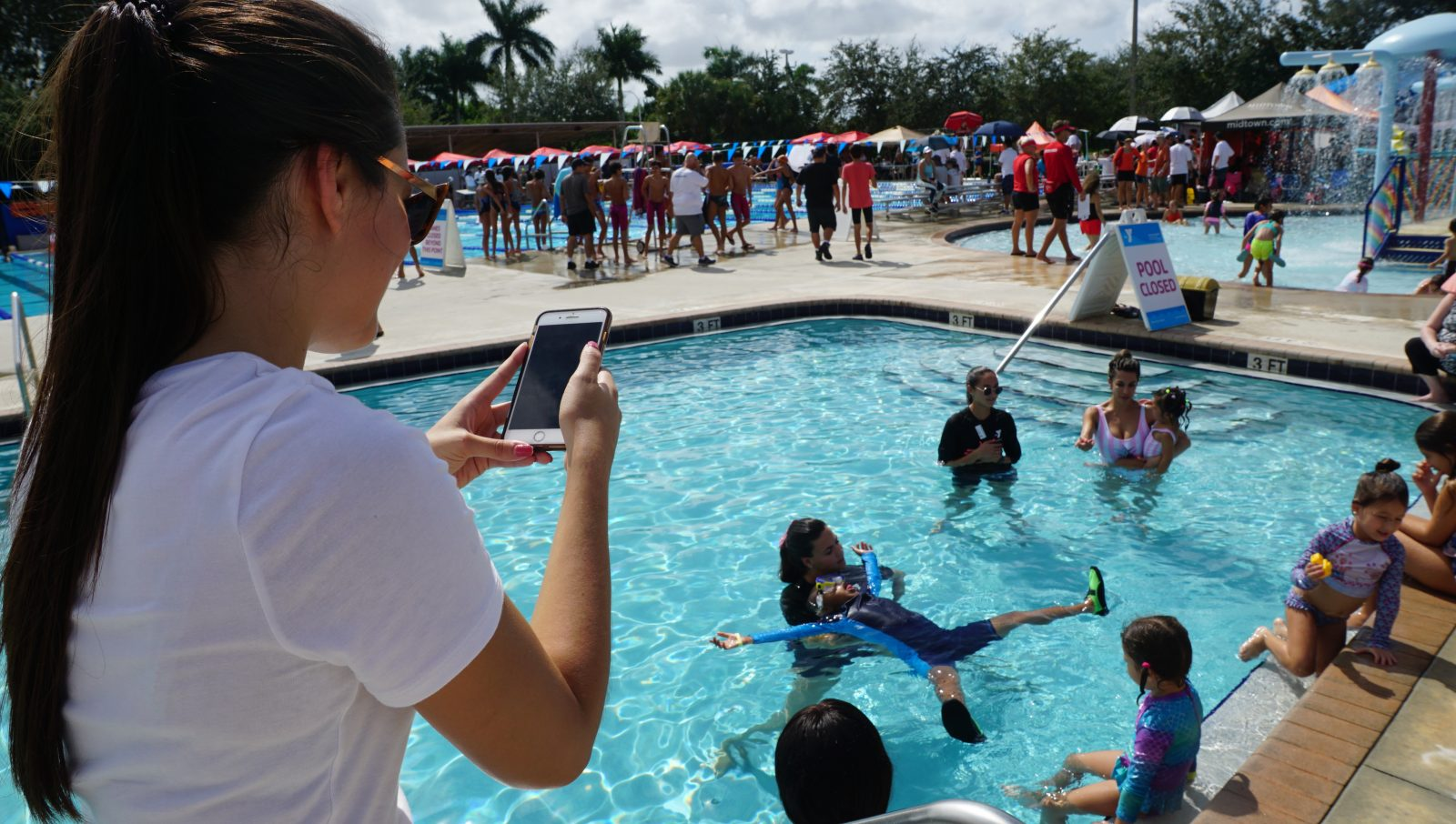 BRINGING AWARENESS TO WATER SAFETY & DROWNING PREVENTION