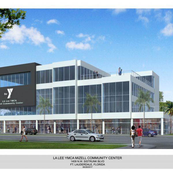 SunTrust Commits $18.5 Million To Help Construct Fort Lauderdale YMCA Community Center