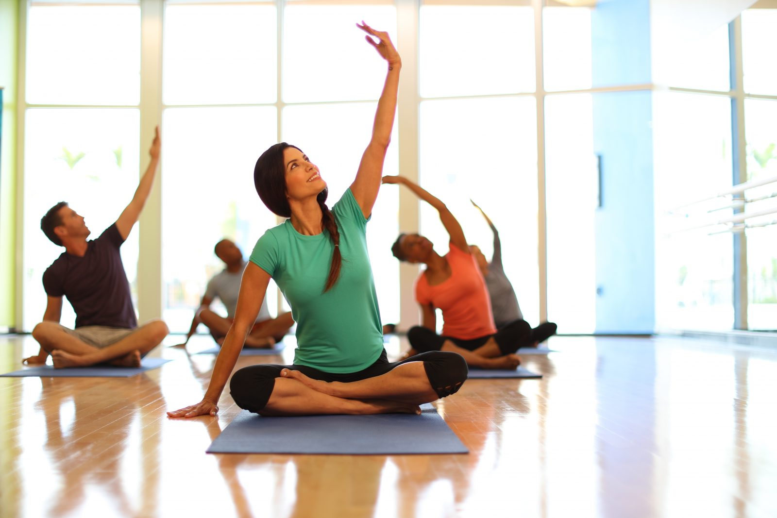 Yogi's Guide To Choosing The Right Yoga Exercise Class