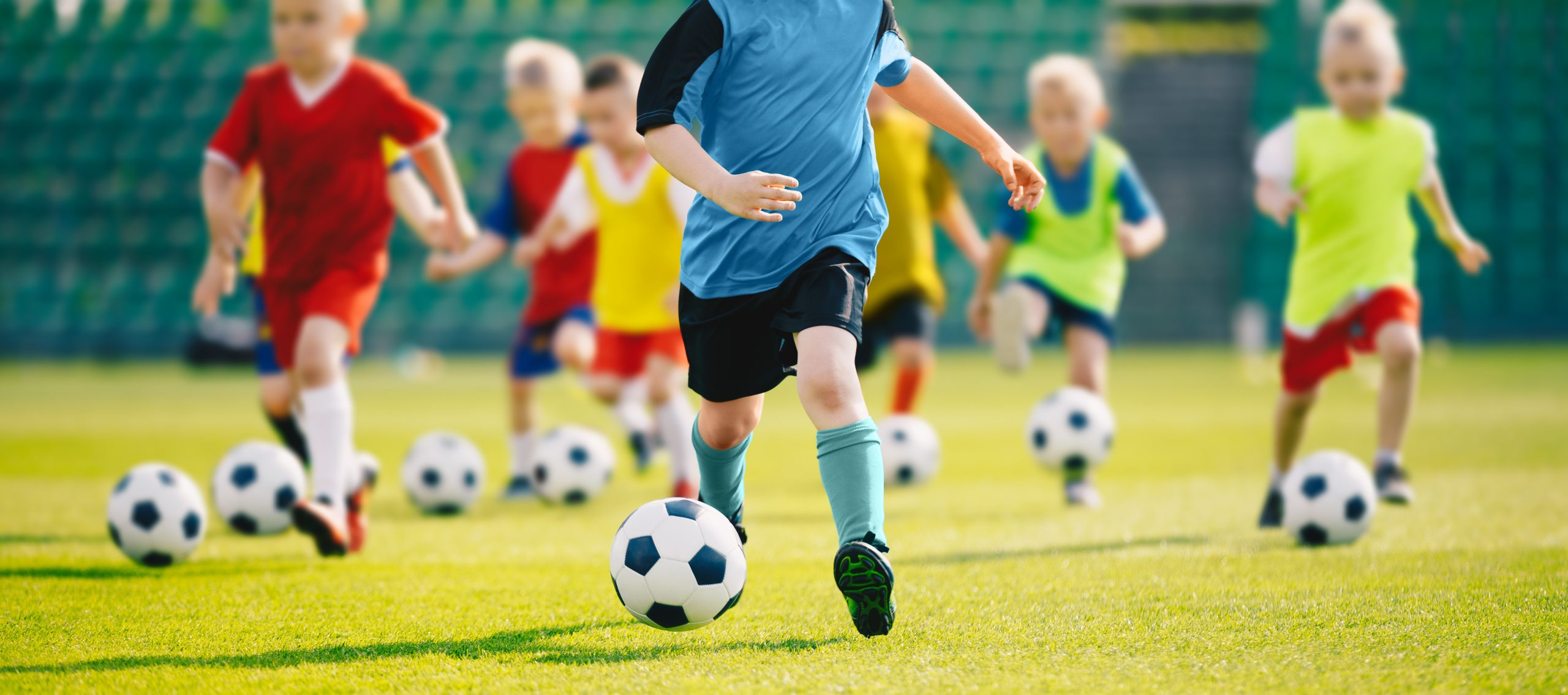 Kick Up The Fun With Soccer For Kids At The Y!