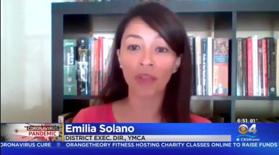 CBS 4 YMCA Coverage
