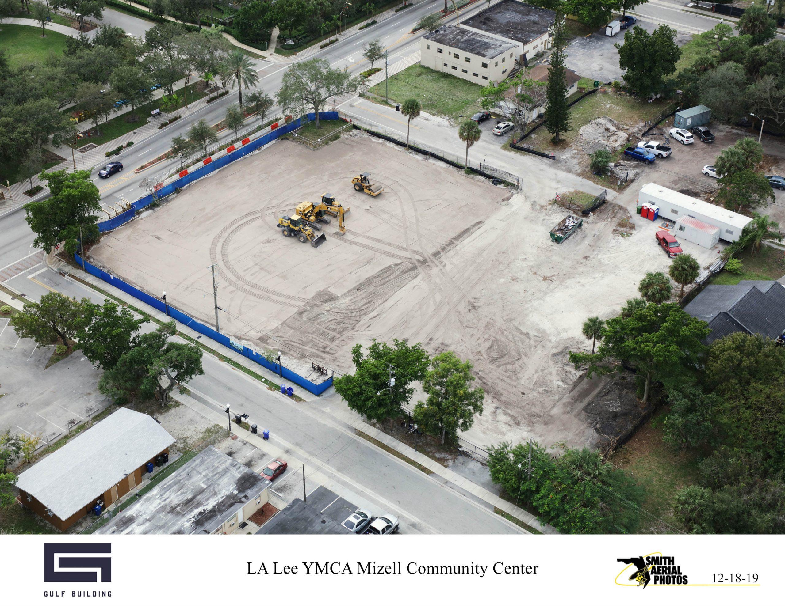 Construction Site December 16,2019